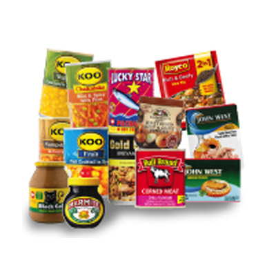 Pantry Loader Combo  - Royco Stew Mix Rich And Beefy 50g  - Gold Dish Beef Breyani 380g  - Lucky Star Pilchards in Hot Chilli Sauce 400g  - John West Smoked Oysters In Water 85g  - Bull Brand Corned Meat 300g  - Koo Chakalaka Mild&spicy With Peas 410gr  - Koo Choice Grade Fruit Cocktail 825g  - John West Tuna Pouches In Oil 85g  - Black Cat Crunchy Peanut Butter No Sugar & Salt 800g  - Marmite Yeast Extract Spread 250g