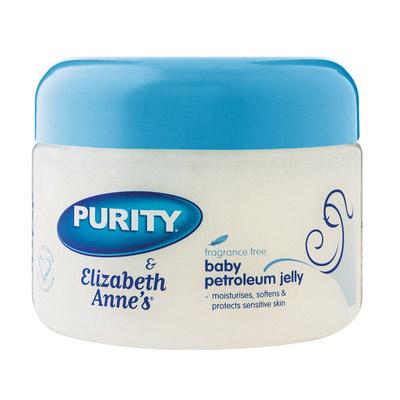 Elizabeth Anne's Baby Petroleum Jelly Fragrance Free 250ml